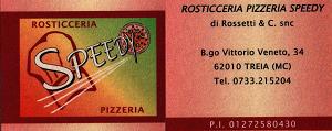 Logo ROSTICCERIA SPEEDY