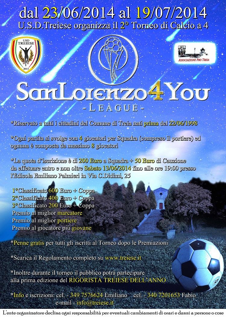 Bozza locandina SL4U2014 resized