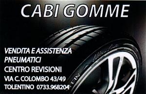 Logo CABI GOMME