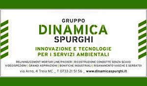 Logo DINAMICA SPURGHI