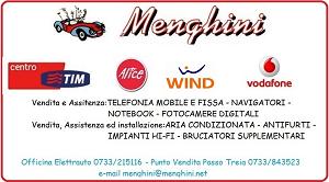 Logo MENGHINI