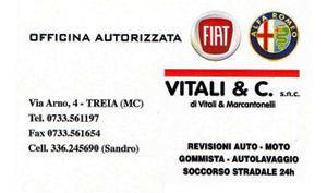 Logo Vitali senza partita iva