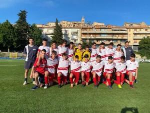 I giovanissimi della San Francesco Cingoli