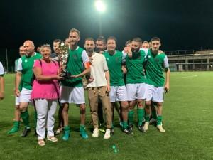 Flavia Sarnari premia i vincitori del Cassero
